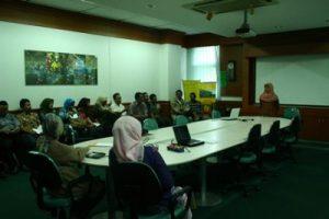 Workshop Pengenalan Diri dan Tata Kelola SITH