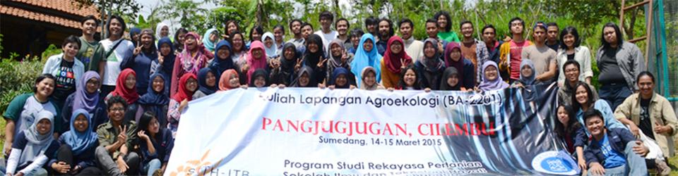 "Kuliah Lapangan Agroekologi Program Studi Rekayasa Pertanian: ""Analisis Model Agroekosistem di Kawasan Cilembu, Sumedang"""