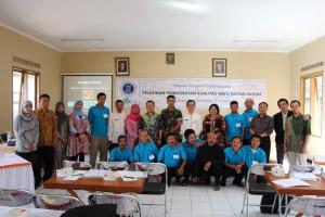 Pelatihan Peningkatan Kualitas Kayu Hutan Rakyat