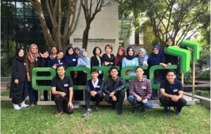 Student Exchange 2016 : National Center For Engineering And Biotechnology (BIOTEC) Thailand