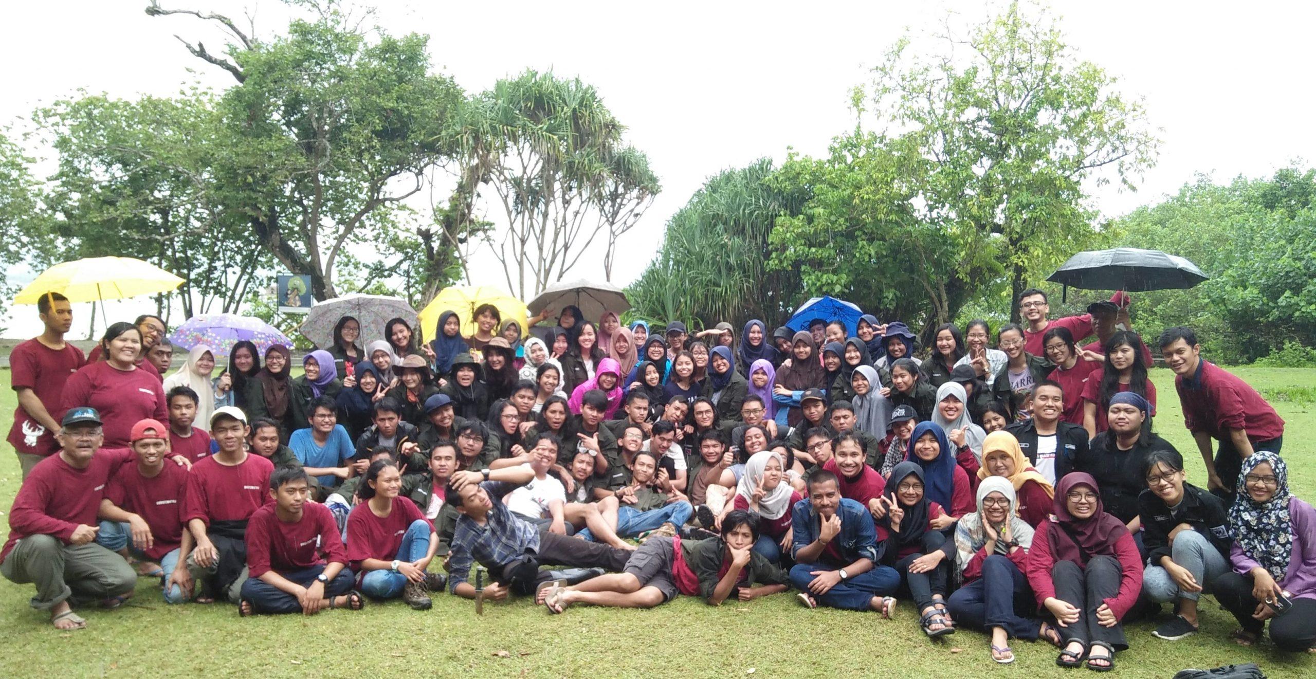 Kuliah Lapangan Biosistematik  24-26 November 2017 di Cagar Alam Pangandaran
