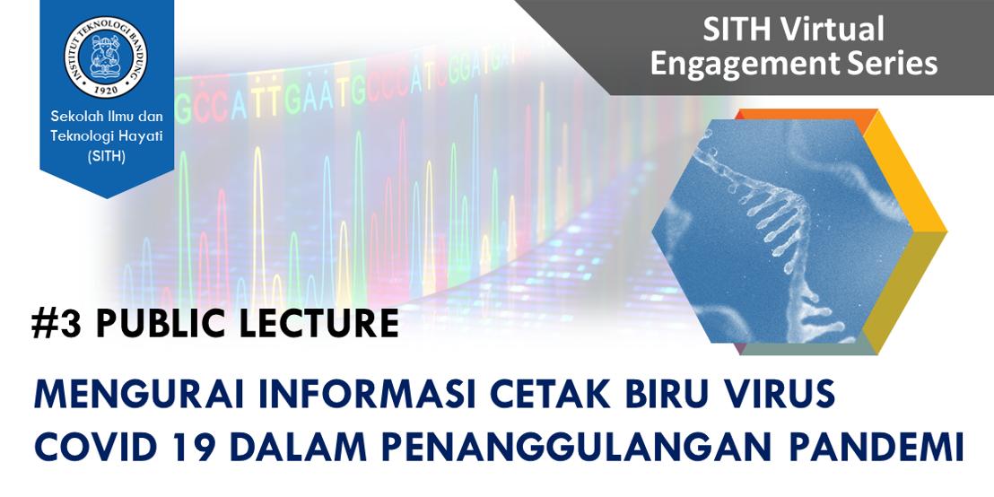 SITH VIRTUAL ENGAGEMENT SERIES Virtual Public Lecture Series #3