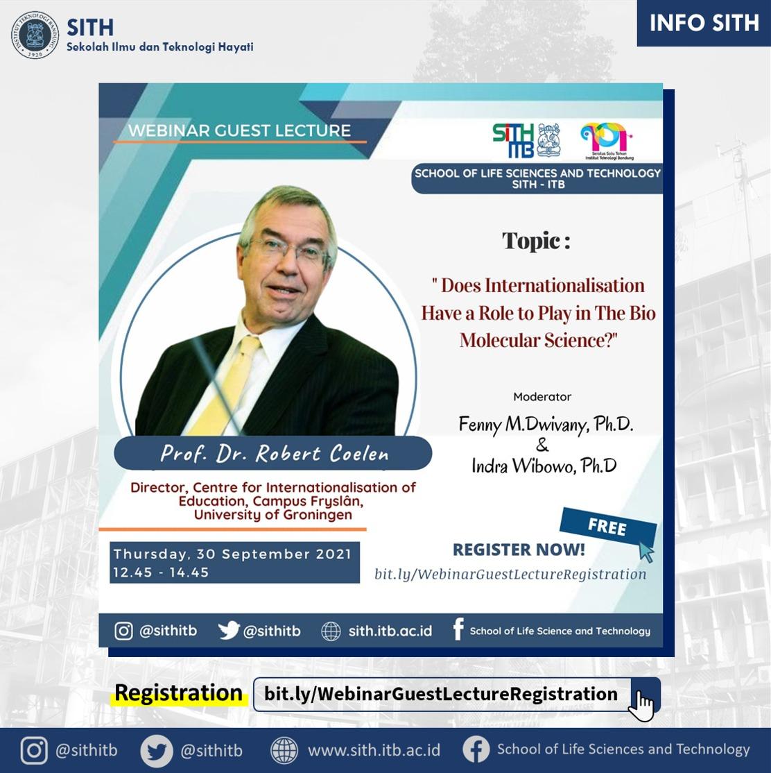 Informasi Guest Lecture Webinar