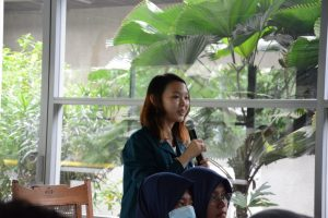 Ekskursi Prodi Rekayasa Hayati SITH ITB ke PT. Haldin Pacific Semesta
